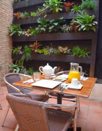 La Casa de la Trinidad – Charming 4 star hotel in the center of Granada