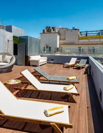 Mariposa Hotel Malaga – Wonderful 4 star hotel near the Picasso Museum and Málaga beach