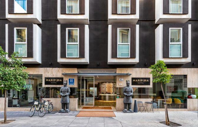 Mariposa Hotel Malaga 4 stars