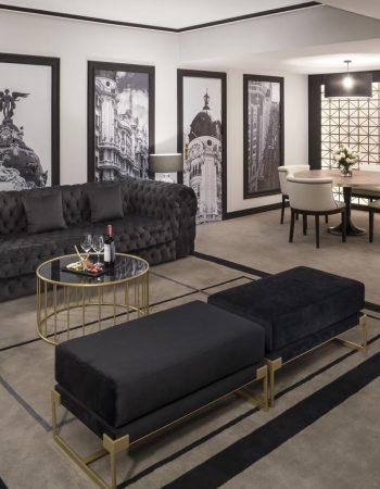 Melia Castilla – Comfortable 4 star lodgings in Madrid near the Santiago Bernabeu (Real Madrid) soccer stadium