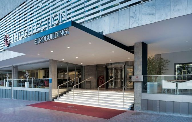 NH Collection Madrid Eurobuilding 4 stars