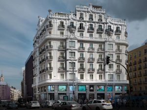 NH Collection Madrid Gran Vía 4 stars