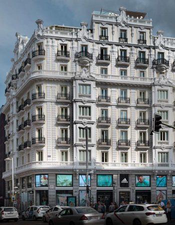 NH Collection Madrid Gran Vía – Comfortable and modern 4 star hotel on Gran Via
