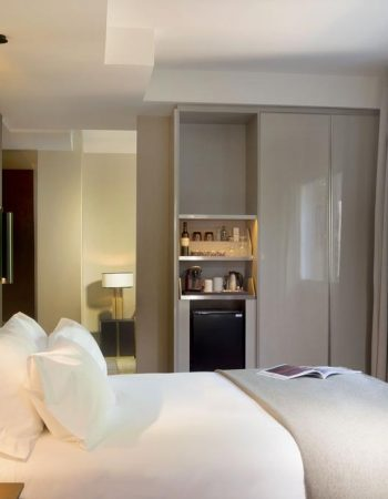 NH Collection Madrid Suecia -Luxury  5 star hotel that features a rooftop terrace with amazing views of the city in the middle of Madrid