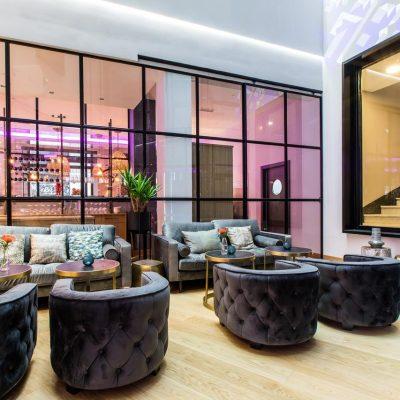 NYX Hotel Bilbao by Leonardo Hotels – Delightful 4 star hotel in the historic city center of Bilbao