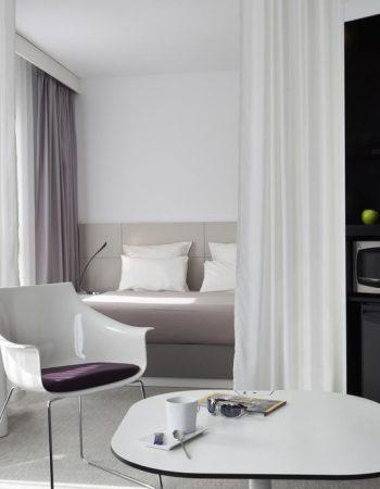 Novotel Suites Malaga Centro – Modern and comfortable 4 star hotel in Málaga's city center, near the Ave train station