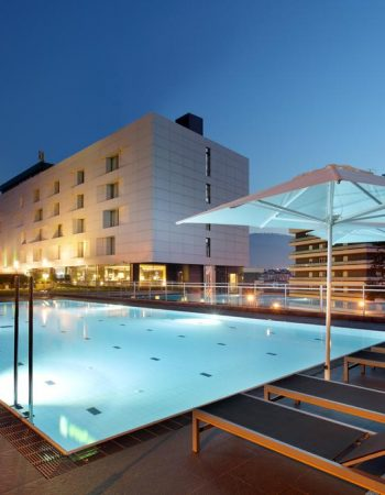 Occidental Bilbao – Gorgeous 4 star hotel in Bilbao near the cities old quarter