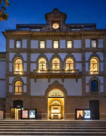 One Shot Tabakalera House – Charming 4 star designer hotel in the heart of San Sebastian