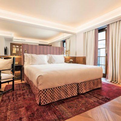 Palacio Solecio – Charming 4 star lodgings in the center of Málaga near Larios Street