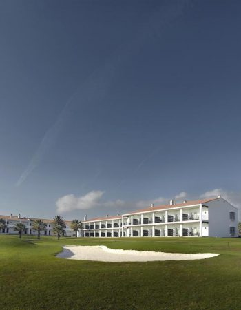 Parador de Málaga Golf – Luxurious beach front 4 star hotel in Málaga with an 18 hole golf course