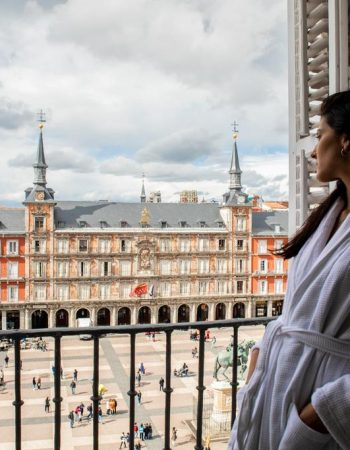 Pestana Plaza Mayor Madrid – Charming and romantic 4 star hotel in the heart of Madrid, 600 meters from the Puerta del Sol