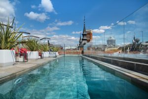 Pestana Plaza Mayor Madrid offers Pool