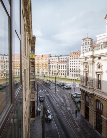 Petit Palace Arana Bilbao – Charming 3 star hotel in the heart of Bilbao, right in the old quarter of the city