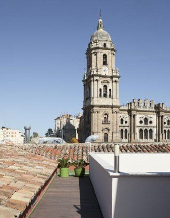 Petit Palace Plaza Málaga – Great 4 star lodgings in the center of Málaga near the Picasso Museum and the Málaga Beach