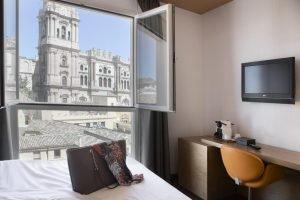 Petit Palace Plaza Málaga offers Free WIFI