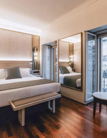 Hotel Preciados – Charming 4 star hotel 5 minutes from la Puerta del Sol in the center Madrid