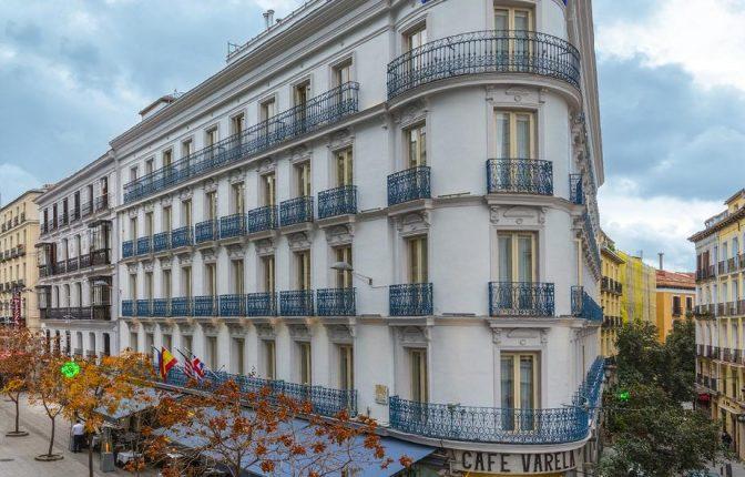 Hotel Preciados 4 stars