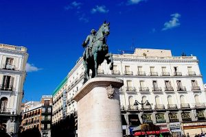 Top hotels in Madrid near la Puerta del Sol