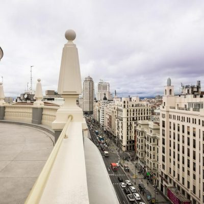 Room Mate Macarena – Attractive 3 star hotel in the center of Madrid, right on the Gran Vía