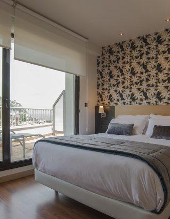 Sercotel Codina – Delightful 3 star hotel in the center of San Sebastián right next to Ondarreta beach
