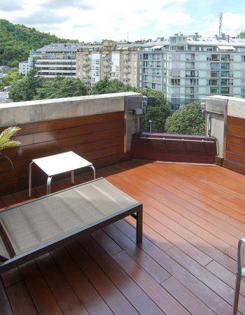 Silken Amara Plaza – Wonderful 4 star lodging in a tranquil neighborhood of San Sebastian next to the Nervión river