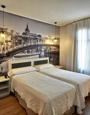 Sirimiri – Great value 4-star near the city center of Bilbao