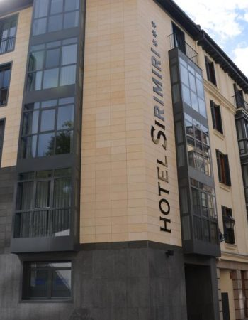Sirimiri – Charming 4 star in the heart of Bilbao, near the cities old quarter