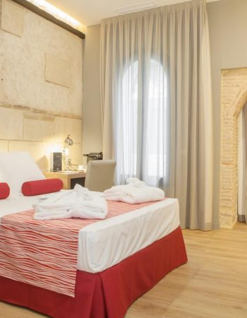 Soho Boutique Capuchinos Spa – Elegant 4 star accommodations in the center Córdoba near the Mezquita