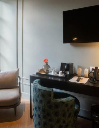 Soho Boutique Hotel Colón – Wonderful 4 star hotel near the Picasso museum in Málaga and the beach