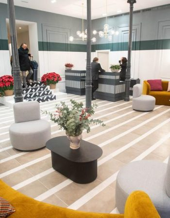 Soho Boutique Congreso – Comfortable 4 star hotel in the center of Madrid near the Thyssen-Bornemizsa Museum
