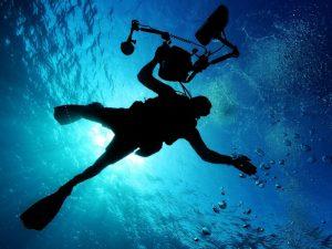 Spain scuba diving