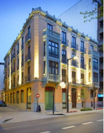 Suites Gran Vía 44 – Spectacular 4 star hotel in Granada near the the Albaicín