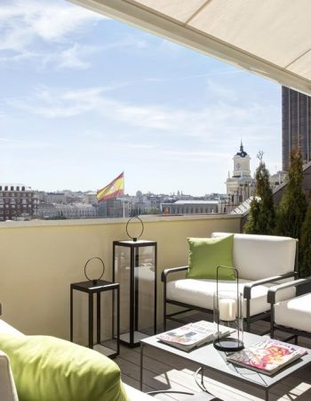 The Pavilions Madrid Hotel – Excellent 4 star hotel near Colón Square