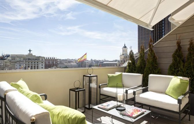 The Pavilions Madrid Hotel 4 stars