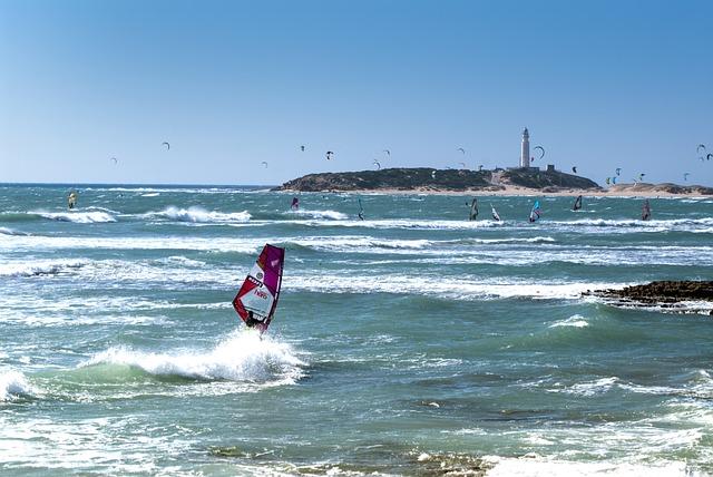 Water sports in Mallorca