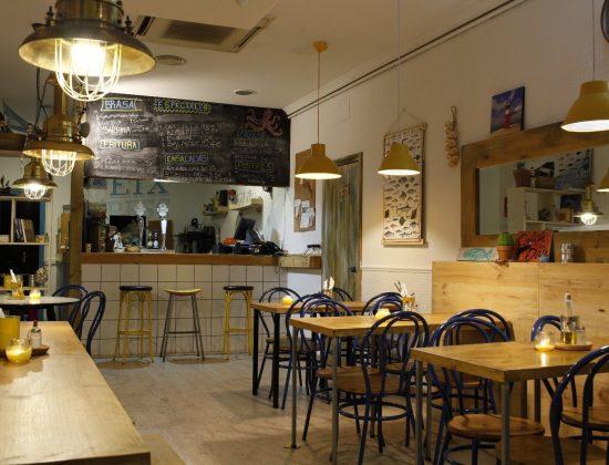 Aladroc Fish Bar- Valencia