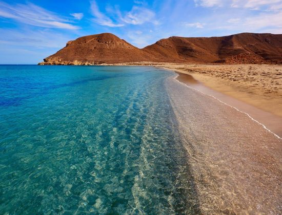 PLAYA LOS GENOVESES – One of the top beaches in Southern Spain, located in Almeria