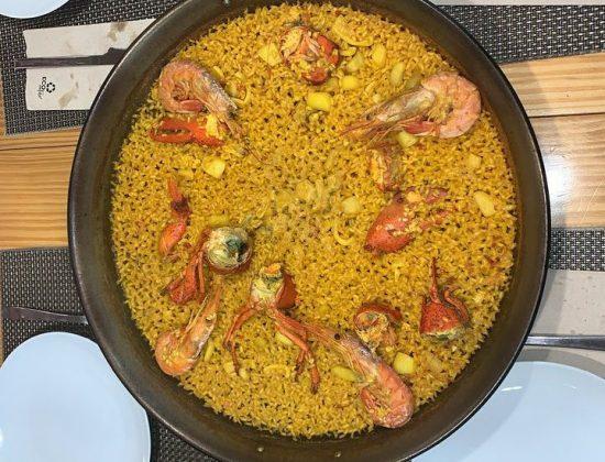 Arrocería Boscà 29- quality paella near City of arts in Valencia