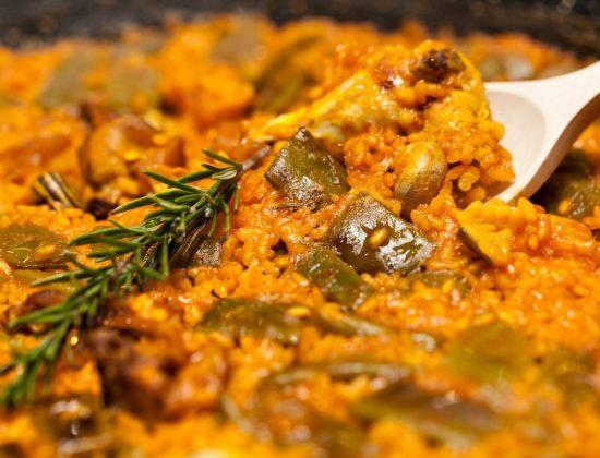 Arrocería Maribel – Truly valencian paella in la Albufera