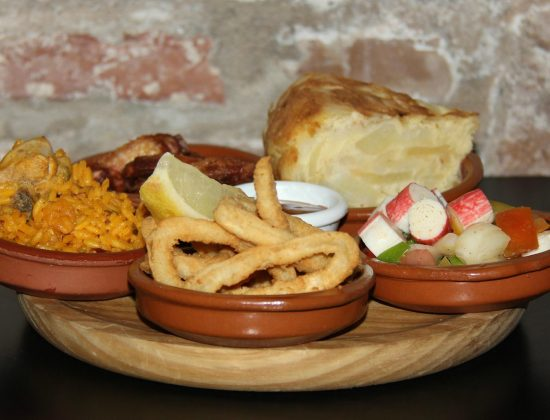 Bar Ispaña – Great tapas bar in the heart of Málaga