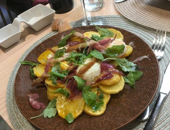 Cávea – Excellent modern Andalusian eatery in the heart of Málaga