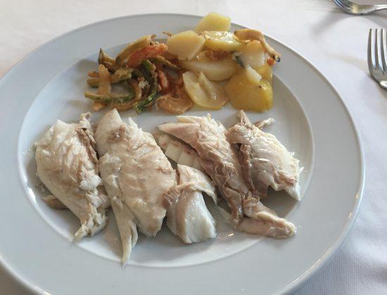 Cabo Roche restaurant in Seville
