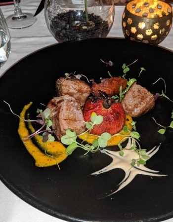 Carmen Aben Humeya – One of the best and most romantic restaurants in all of Granada