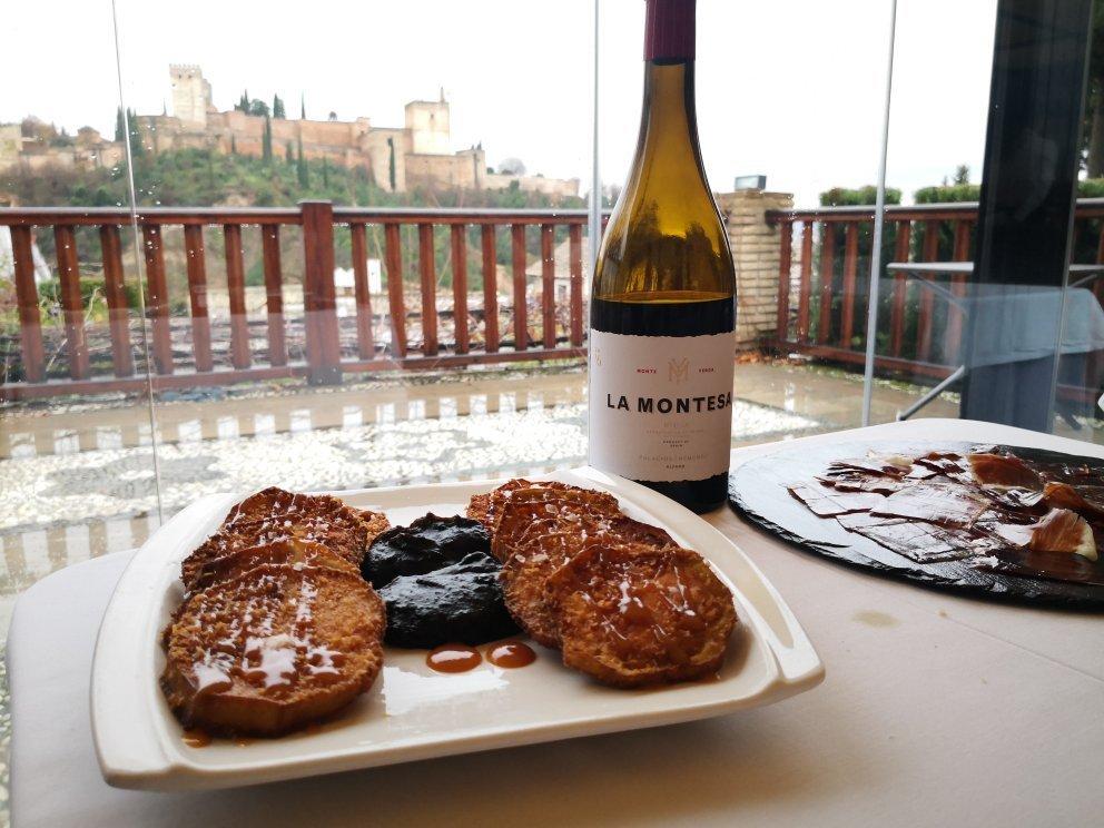 Top fun restaurants in Granada