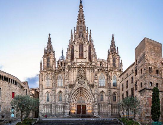 barcelona cathedral saint eulalia makespain barcelona cathedral saint eulalia