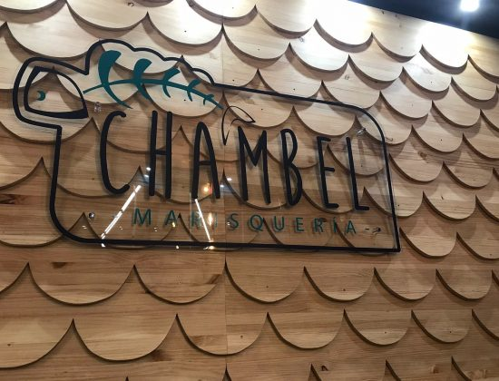 Chambel marisquería – Great seafood restaurant, just outside of Málaga city center