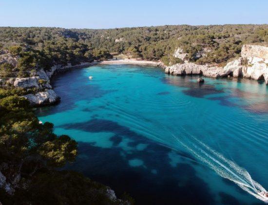 Macarella and Macaralleta – Spectacular beaches in Menorca