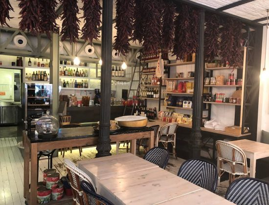 Davanti Food & Market – Grocery and fine italian food in Chueca Madrid