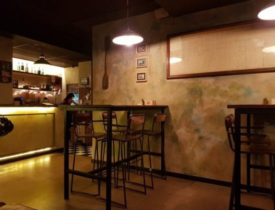ELViENTo Bar – some of the best tapas near la Malvarosa beach in Valencia