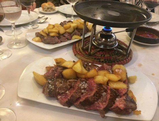 El Arandia de Julen – Authentic Basque eatery in the heart of Bilbao